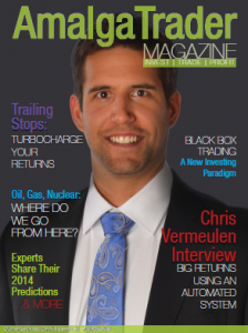 Chris Featured on Cover